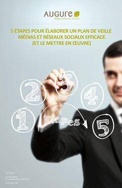 Elaborer un plan de veille medias et reseaux sociaux efficace