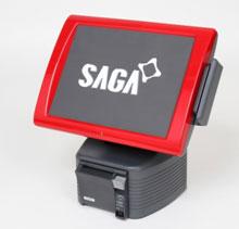 pii-saga-ill1 PERI INFORMATIQUE INDUSTRIES          («PII») et PERIMATIC ont décidés d'associer leurs compétences          en vue de distribuer en France la gamme de terminaux point de vente SAGA.