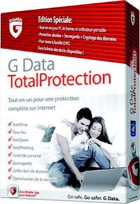 TotalProtection de G Data  Software