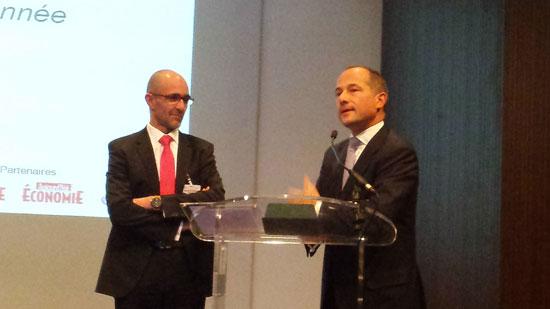 PES-ill1bd Sylvain Couthier, Président d'ATF Gaia, lauréat du Prix de l'Entrepreneur Social (BCG - Fondation Schwab)