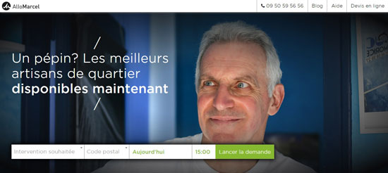 allomarcel-ill2 AlloMarcel, nouveau service en ligne, propose excellence et transparence des prix pour les réparations domestiques.