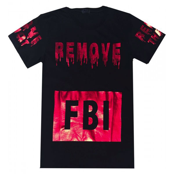 t-shirt Kapouzo