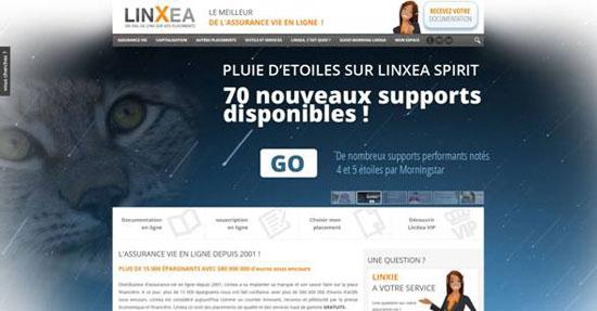 70 nouveaux supports LinXea