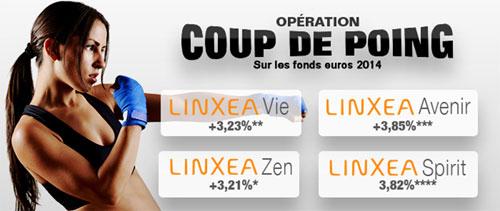 LinXea: operation coup de poing