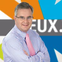Raymond Franken - EUX.TV